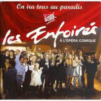 Cover Les Enfoirés - On ira tous au paradis [Live]